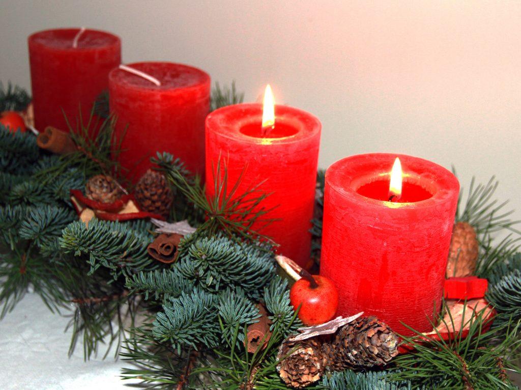 2. Advent Gedeck