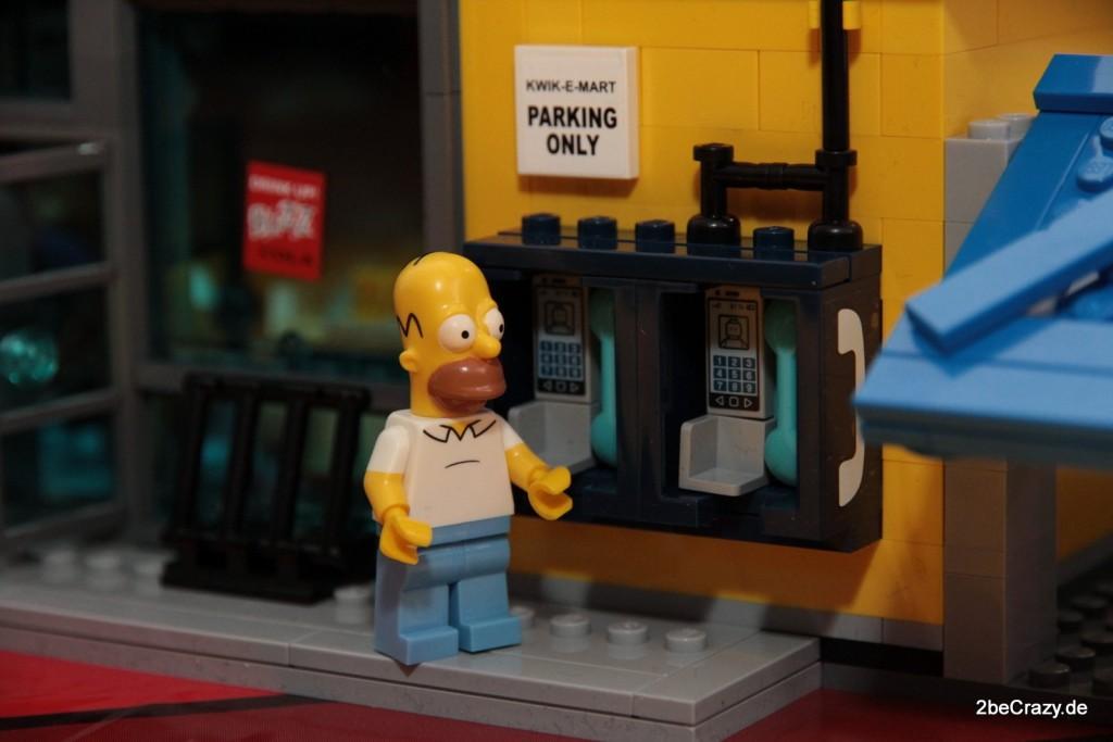 Homer will nach Hause telefonieren