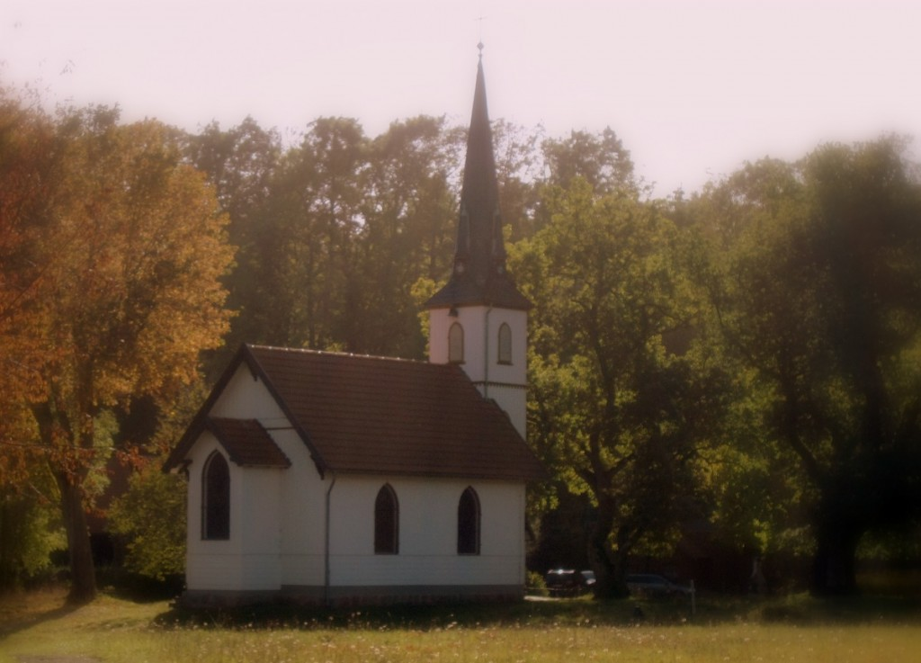 Holzkirche in Elend