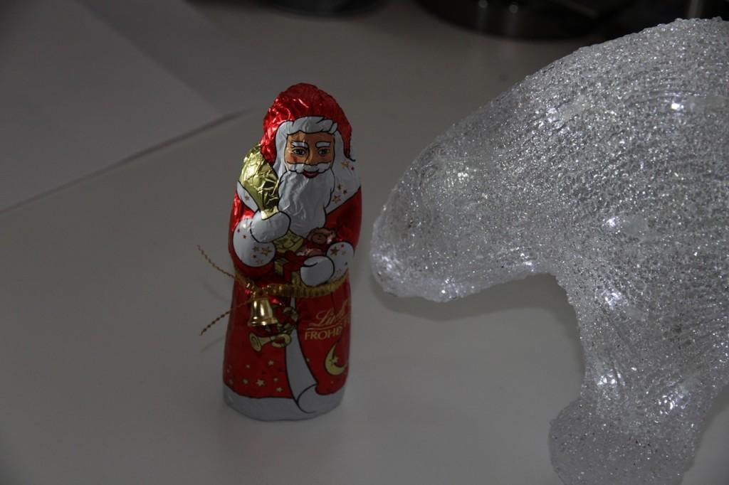 Santa der Weihnachtsmann