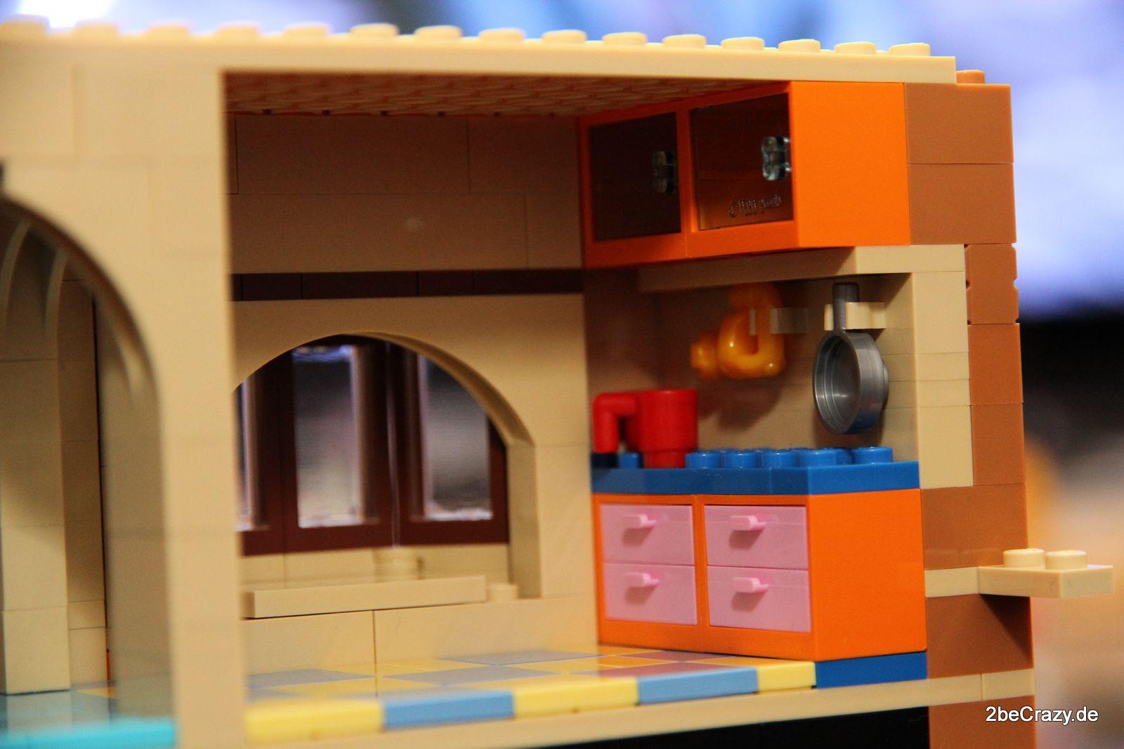 simpsons haus lego 11 2becrazy. Black Bedroom Furniture Sets. Home Design Ideas