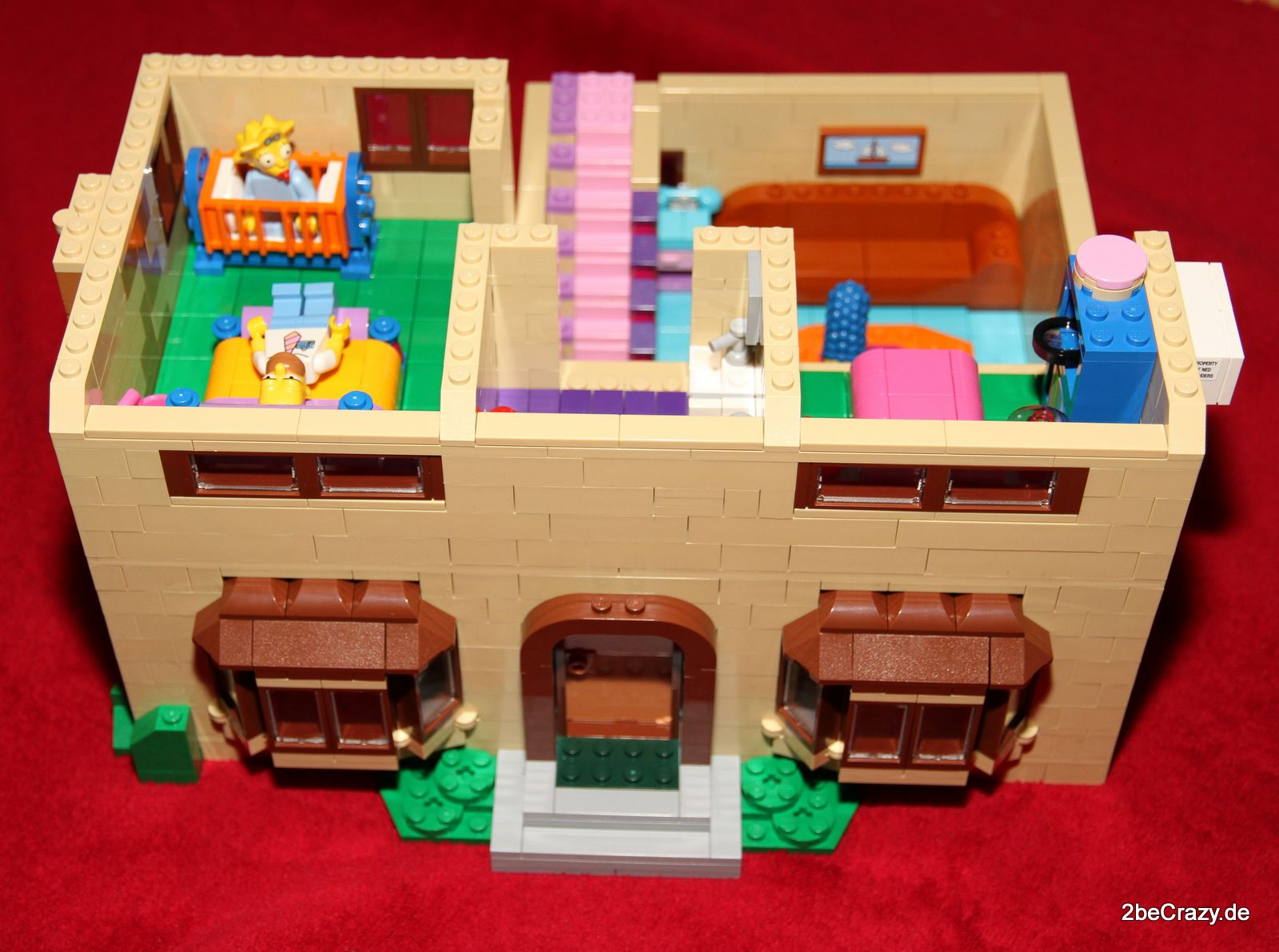 Lego Simpsons Haus