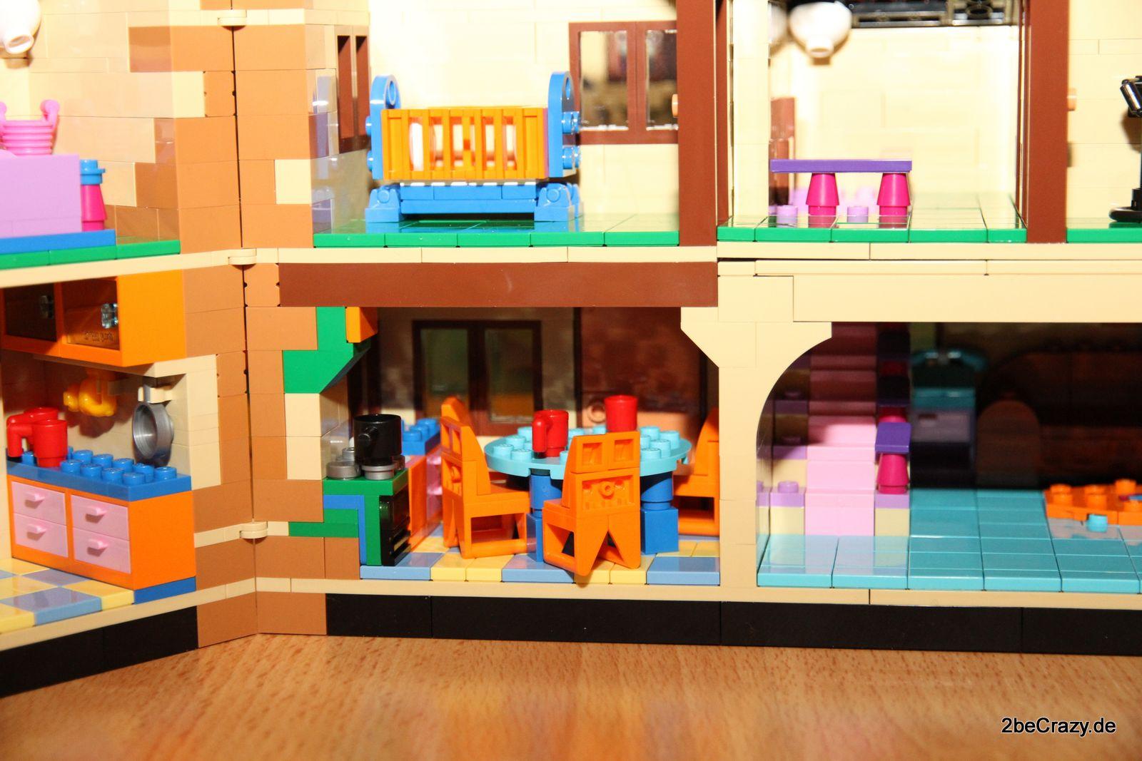 Simpsons haus lego 53 2becrazy for Lego modernes haus